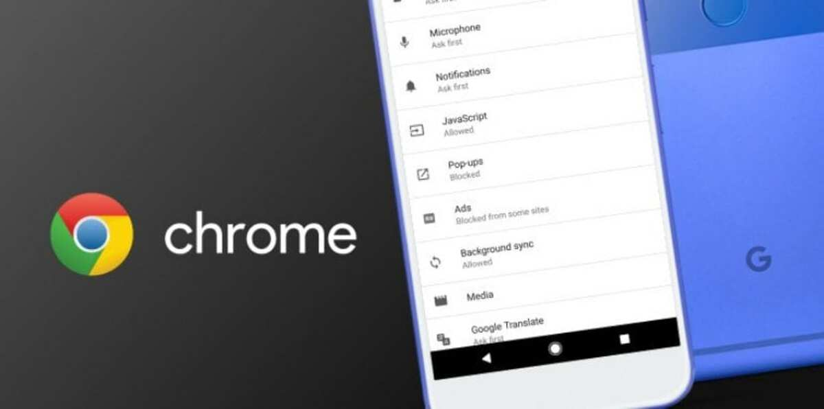 Chrome Android Google
