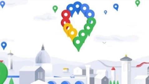 Maps Google Fotos