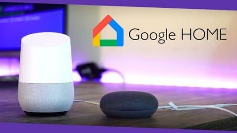Google Home Rutinas