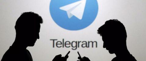 Telegram conversaciones