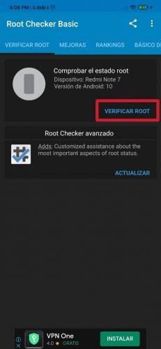 Cómo conocer si usted móvil Android™ está rooteado