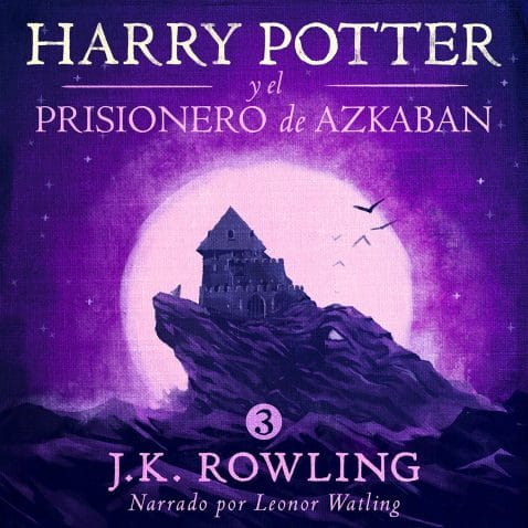 Audible Harry Potter