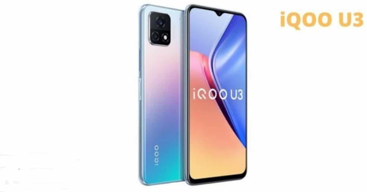 iQOO U3 oficial