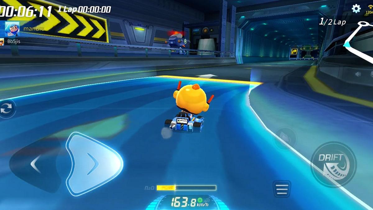 Kart Rider Rush+