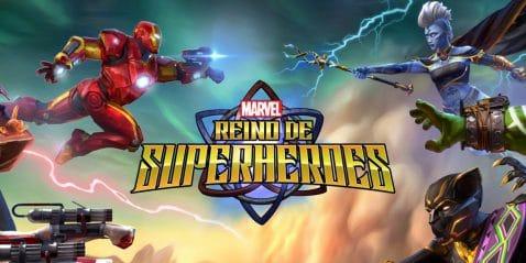 Marvel Reino de Superhéroes