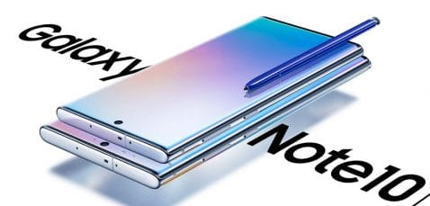 Note10 one UI 3.0
