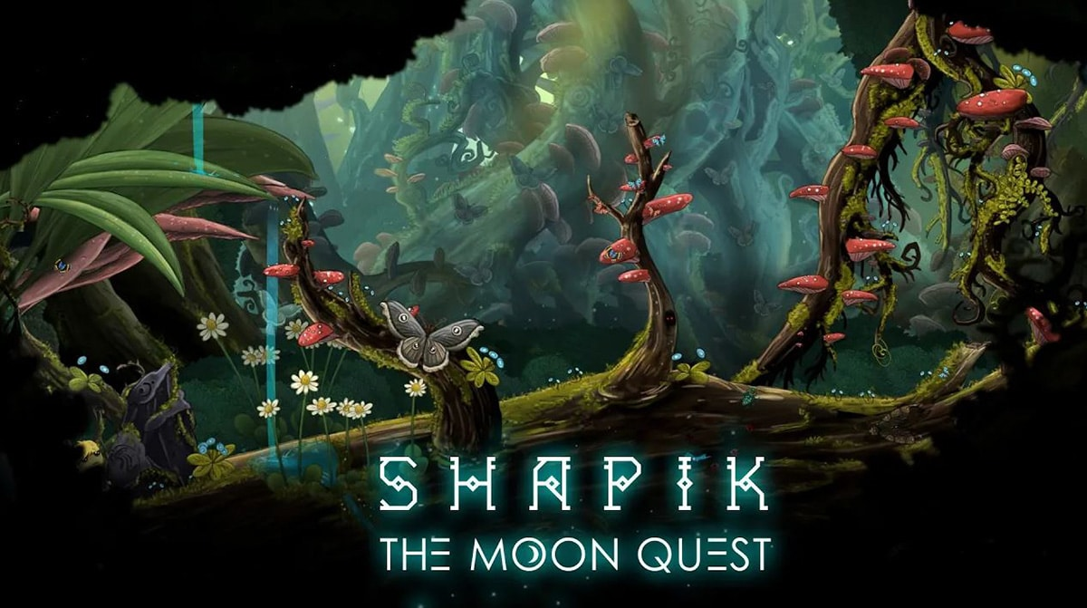 Shapik the Moon Quest
