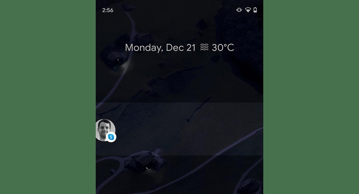 burbujas skype