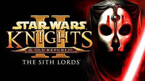 Star Wars 2 the sith lords
