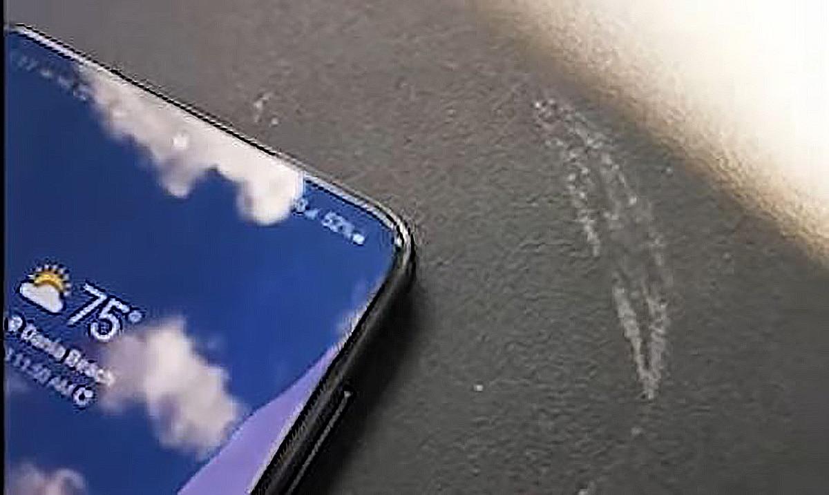 Galaxy S21 vídeo