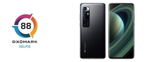 Review de cámara frontal del Xiaomi Mi 10 Ultra por DxOMark