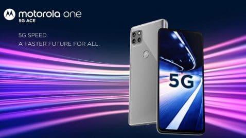 Moto One 5G Ace
