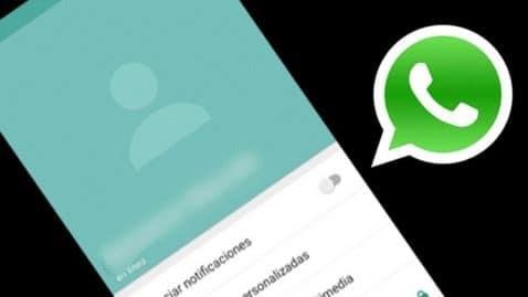 WhatsApp perfil
