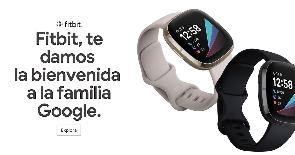 Fitbit en Google Store