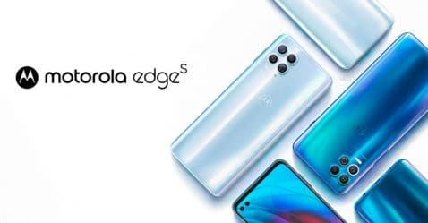 Motorola Moto Edge S