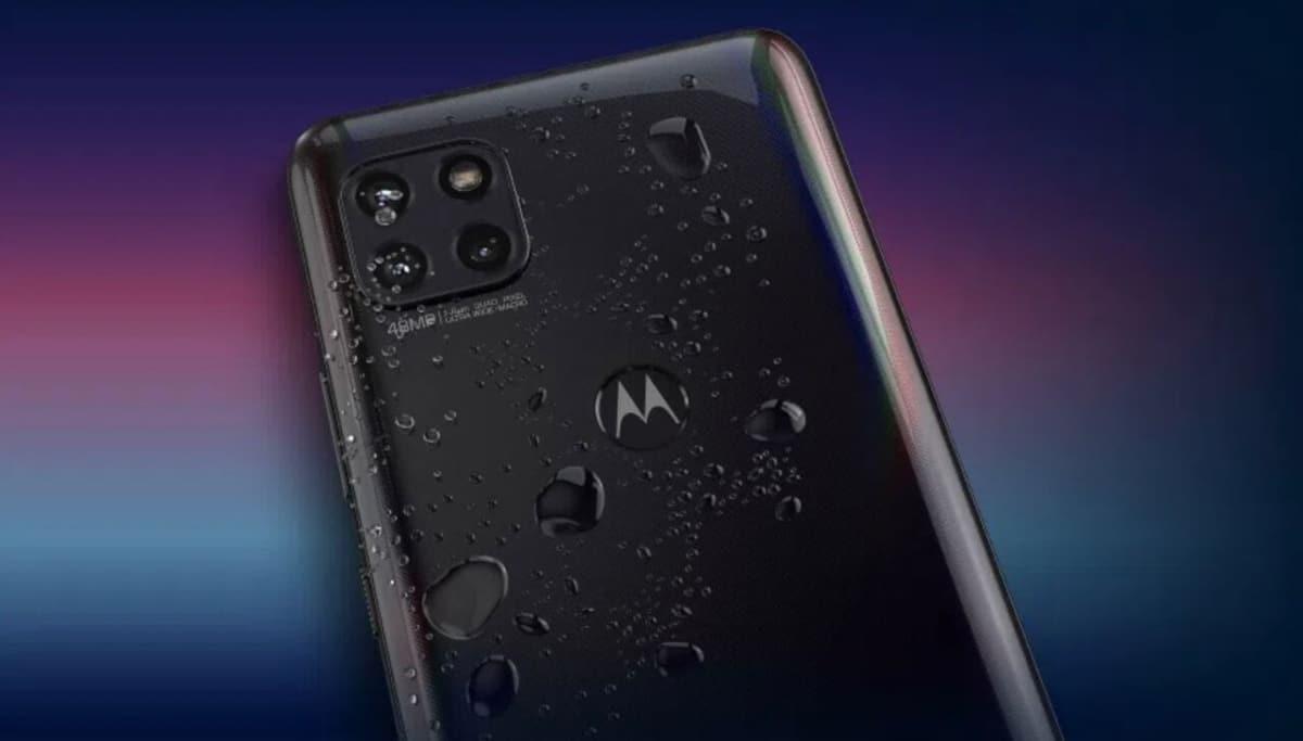 Características y especificaciones del Motorola™ One 5G Ace