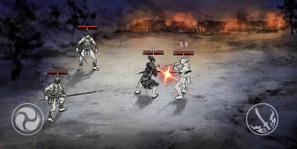 Ronin el último samurái