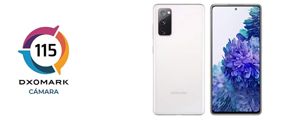 Review de cámara del Samsung Galaxy S20 FE en DxOMark