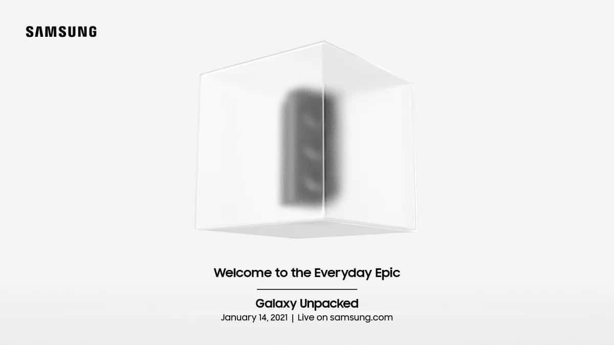 Unpacked de los Samsung Galaxy S21