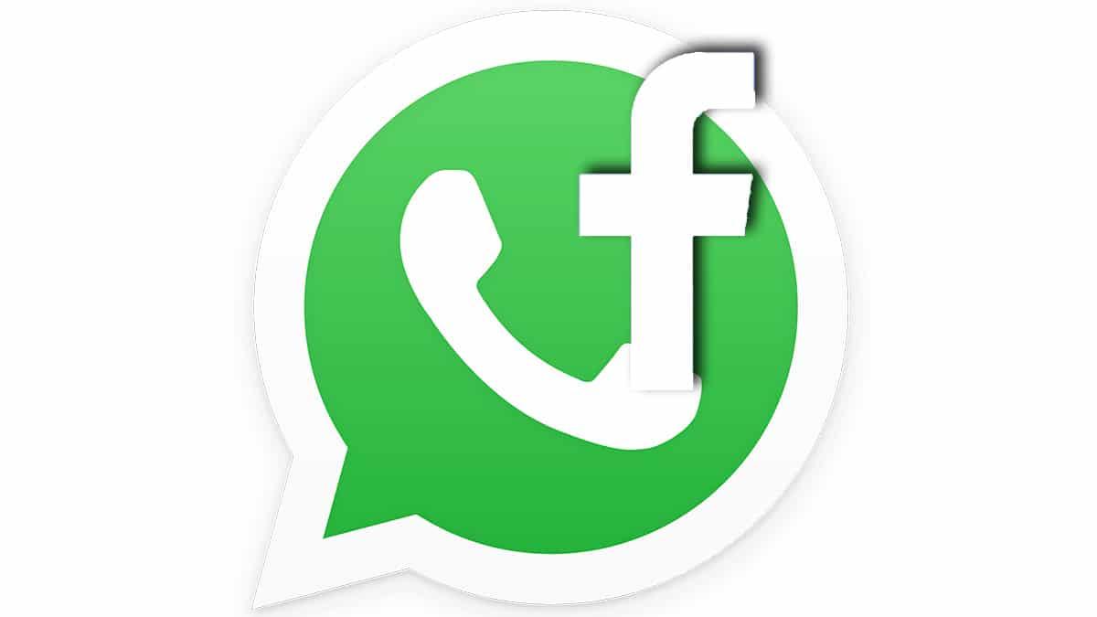 WhatsApp compartir datos de facebook