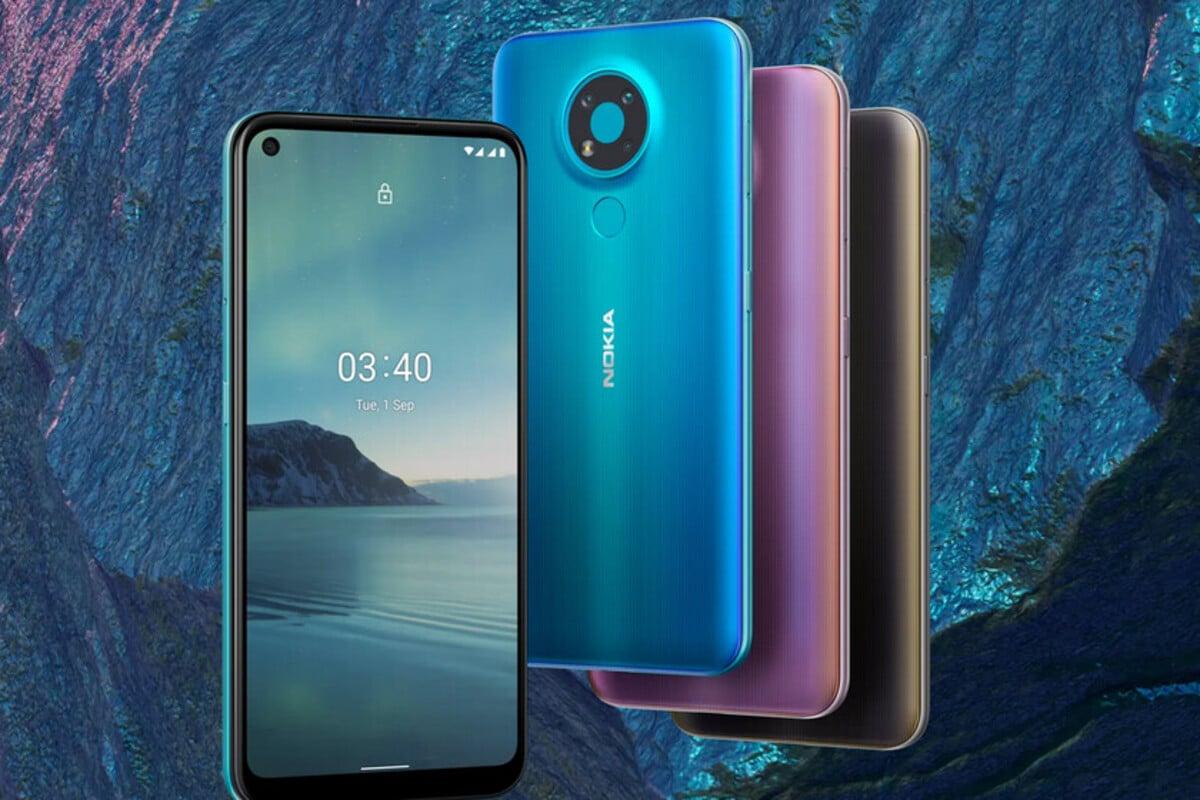 3.4 Nokia