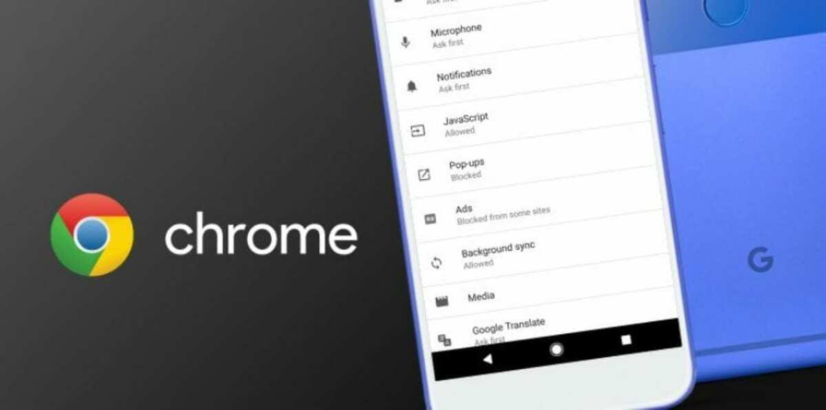 Android Google™ Chrome