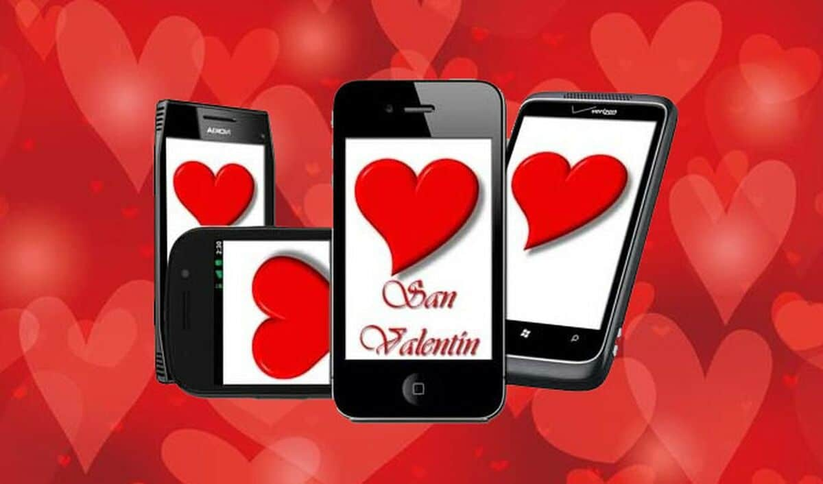 App San Valentín