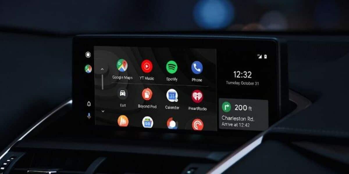 Crear acceso directo Android Auto