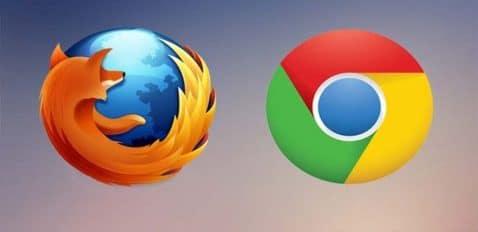 Firefox Chrome