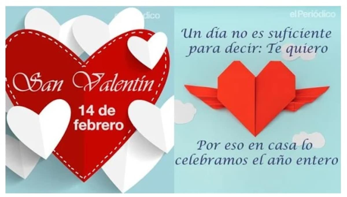 Frases imágenes San Valentín