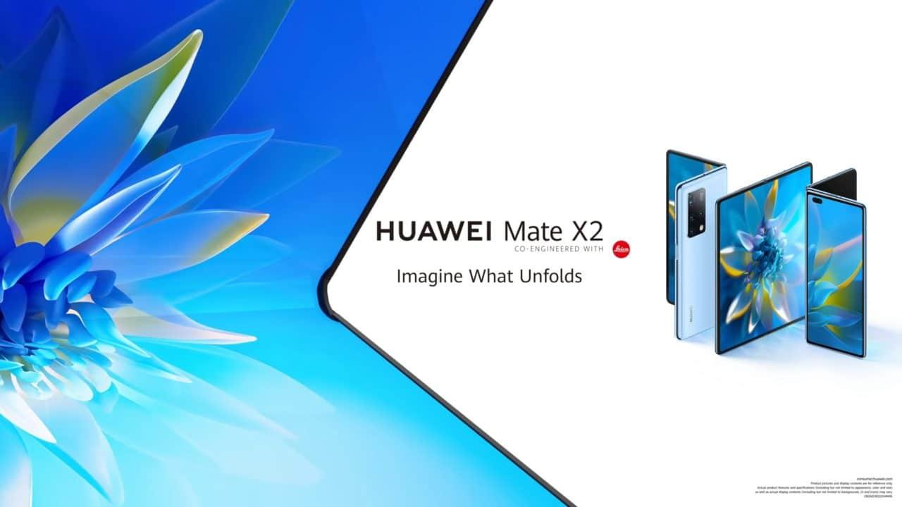 Mate X2 Huawei