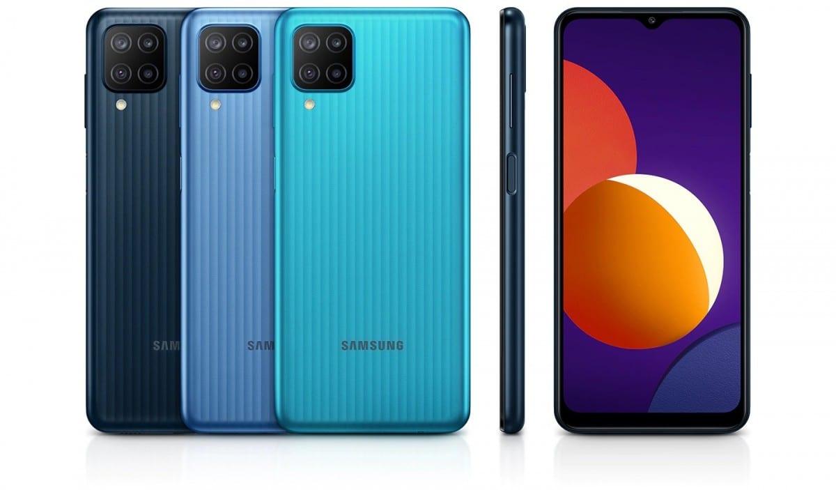 M12 Samsung