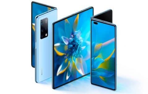 Huawei Mate X2 pantalla