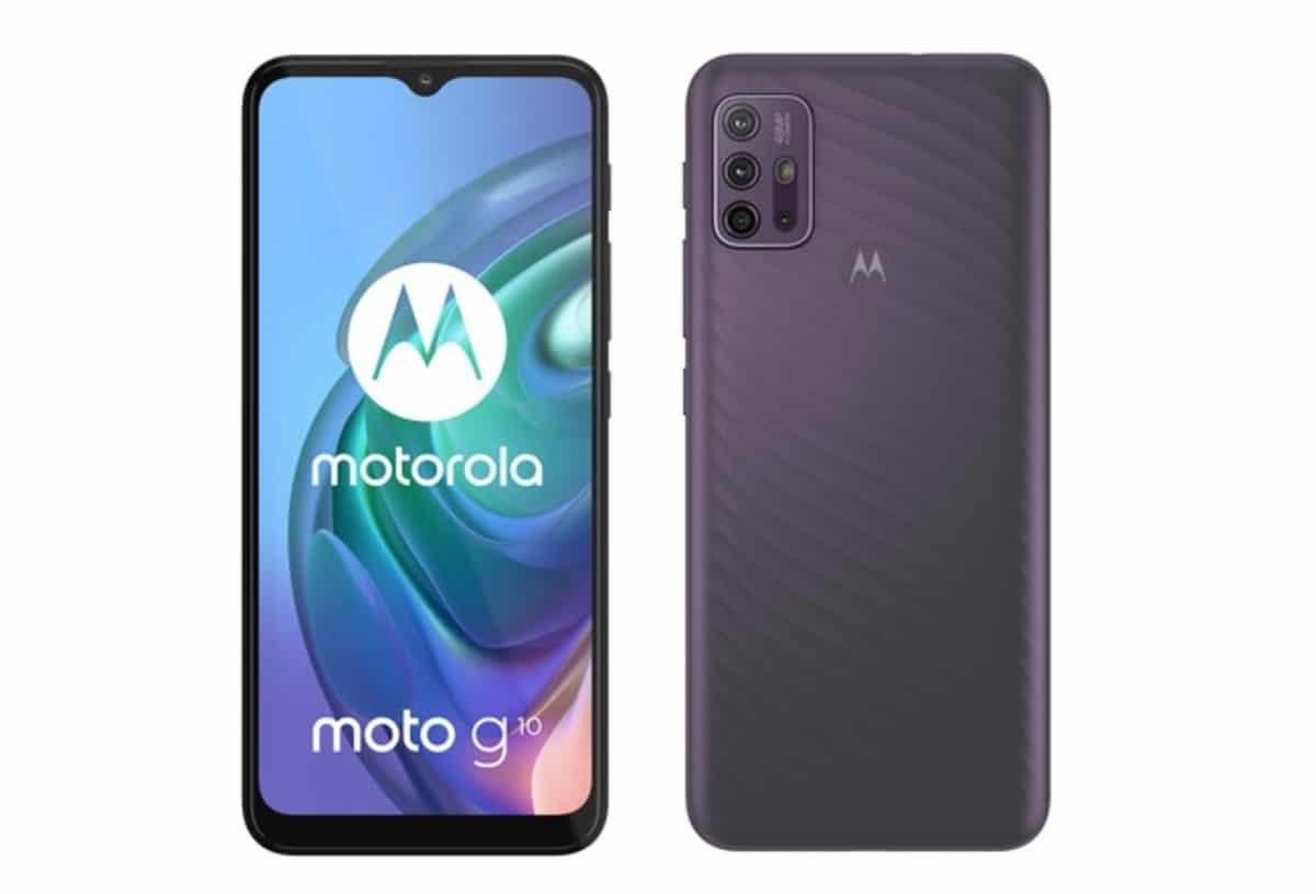 G10 Motorola