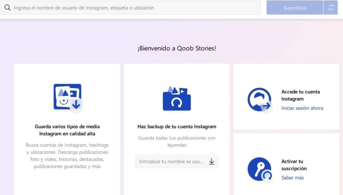 Qoo Stories app