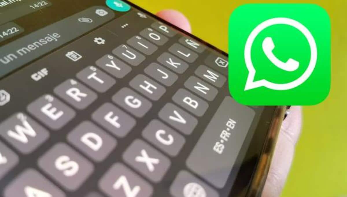 Teclado WhatsApp