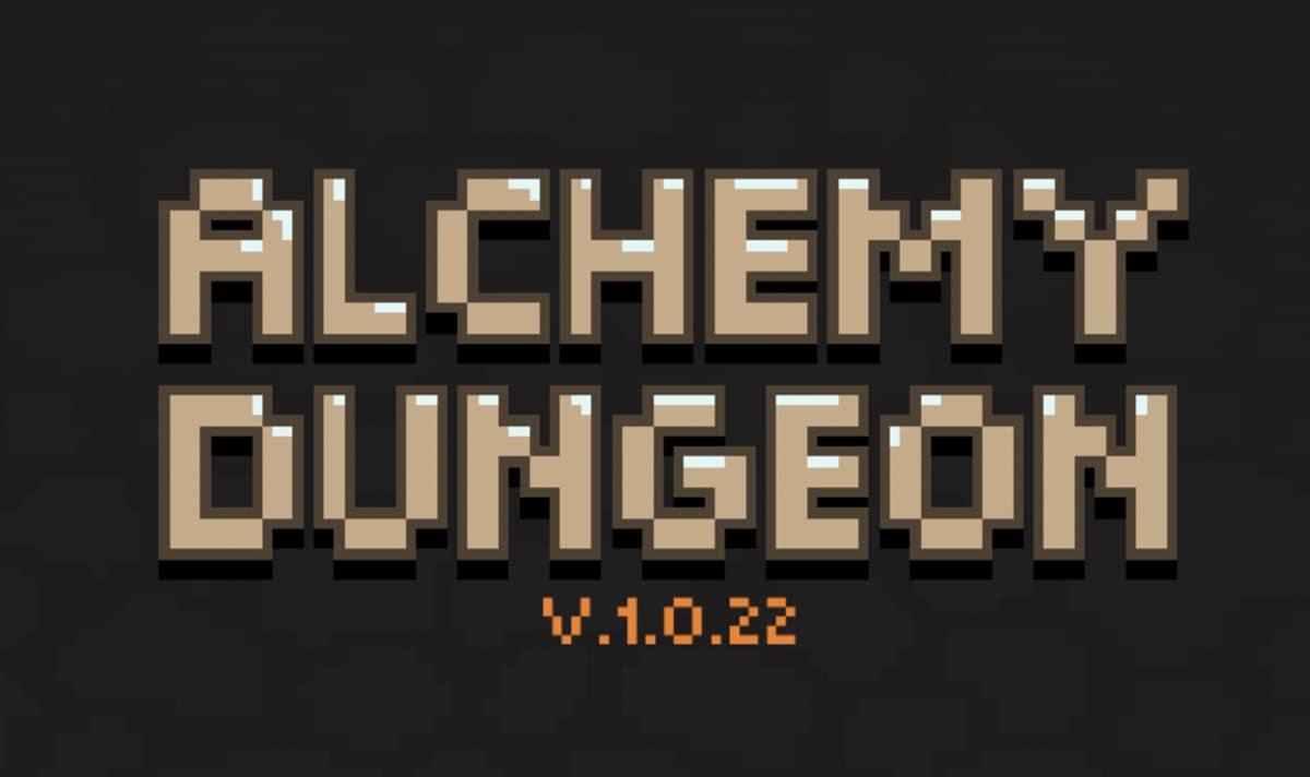 Alchemy Dungeon
