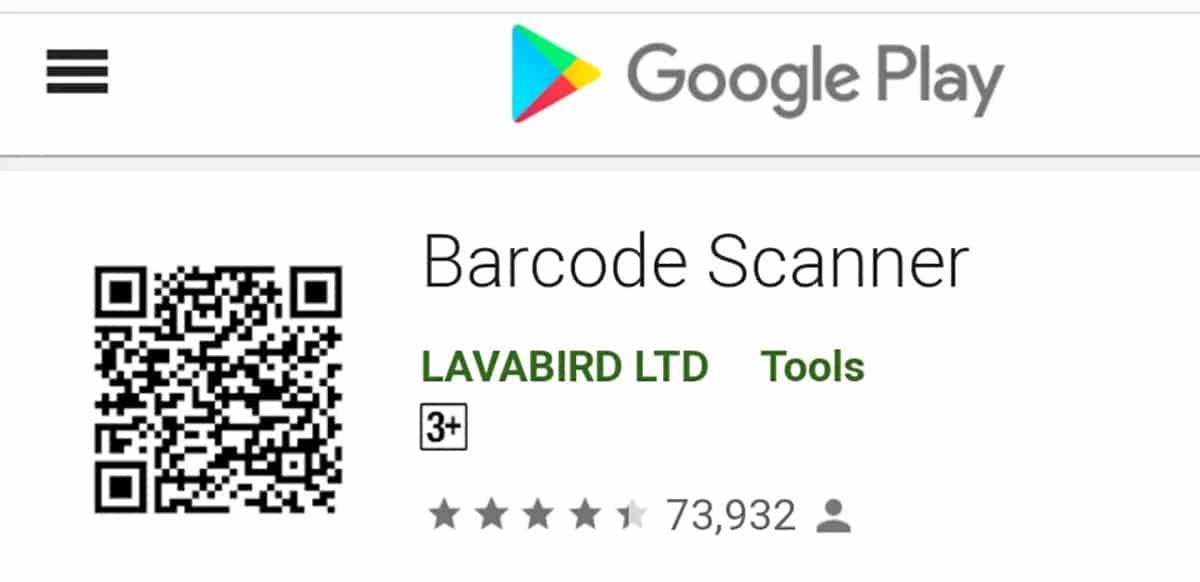 Barcode Scanner de lavabird