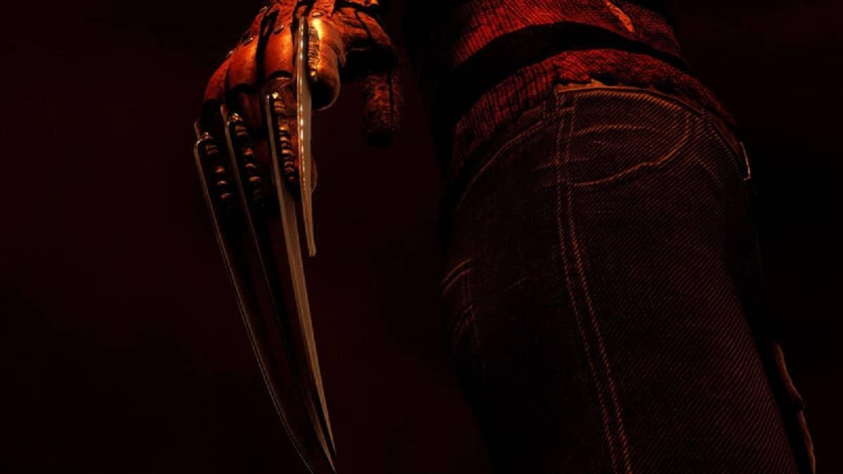 El guante de cuchillas de Freddy Krueger