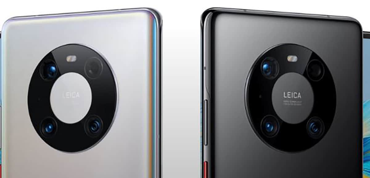 Huawei con Leica