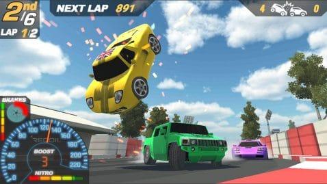 Moba Xtreme Racing