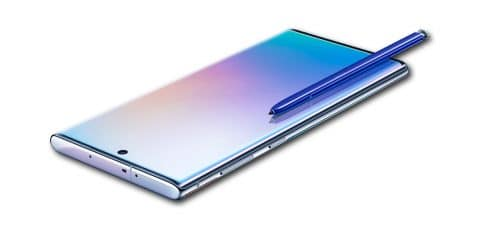 Note10 con One UI 3.1