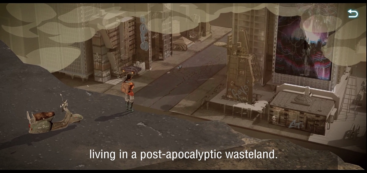 Reset Earth panorámica