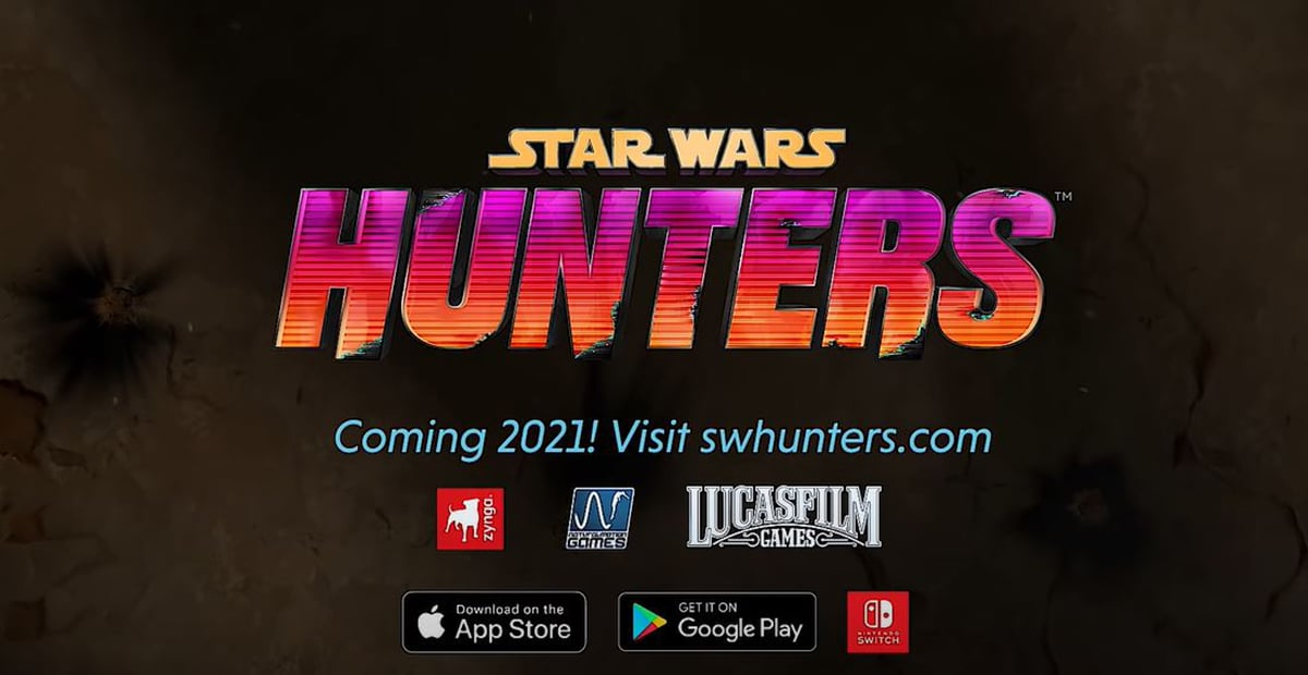 Star Wars Hunters Android