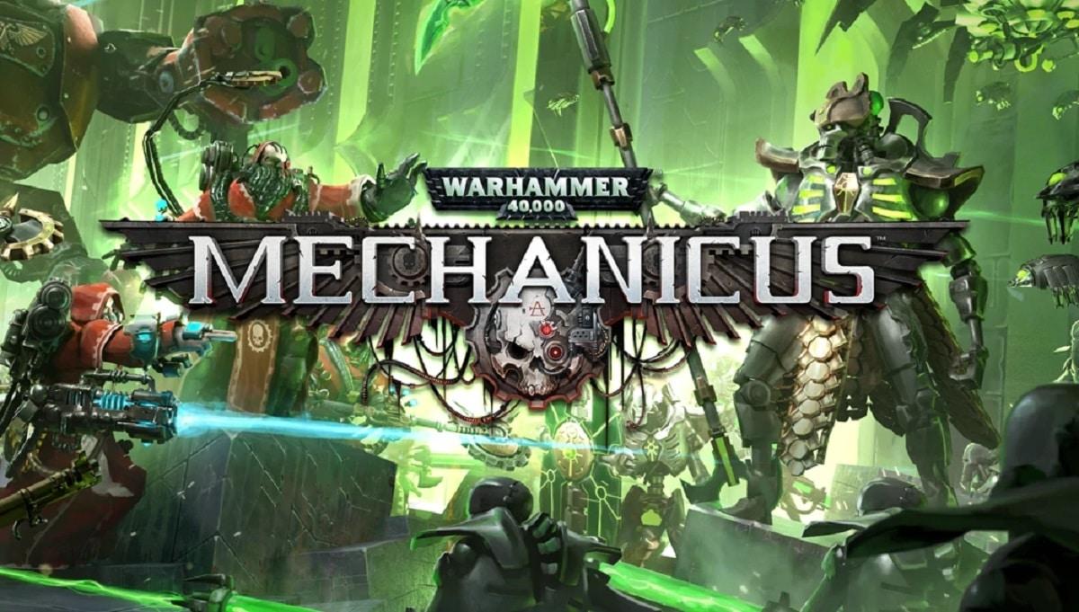 Warhammer 40.000: Mechanicus