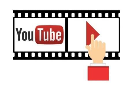 YouTube mano