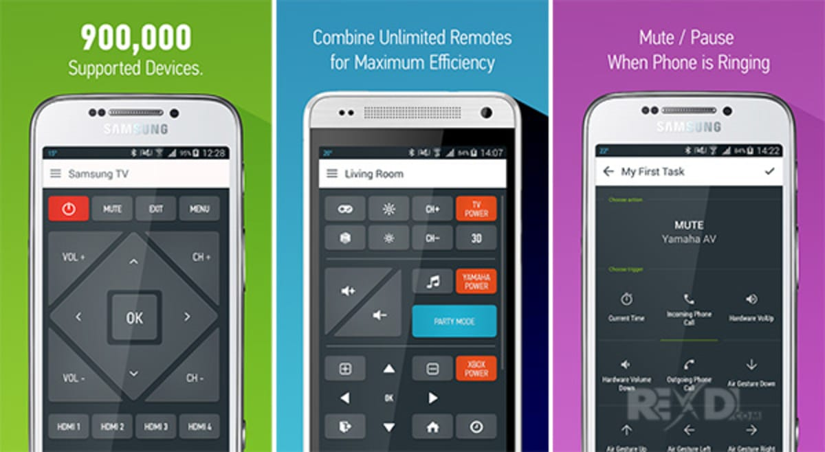 Anymote remote