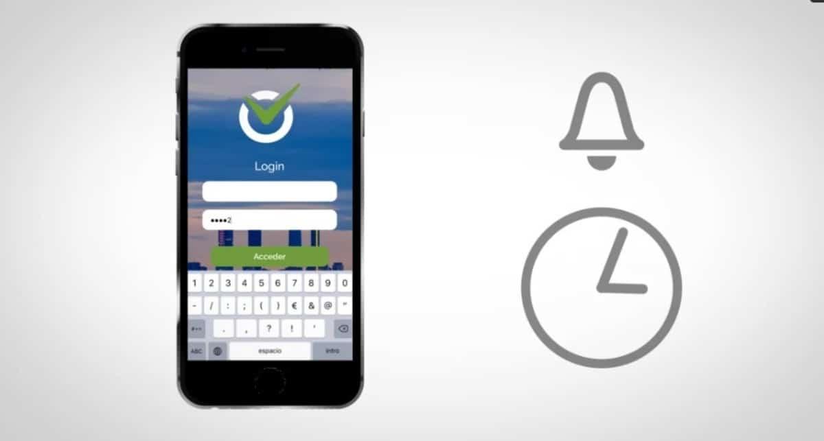 Fichar app gratis