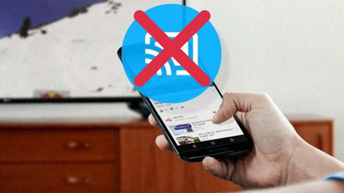 Limitar envio Chromecast