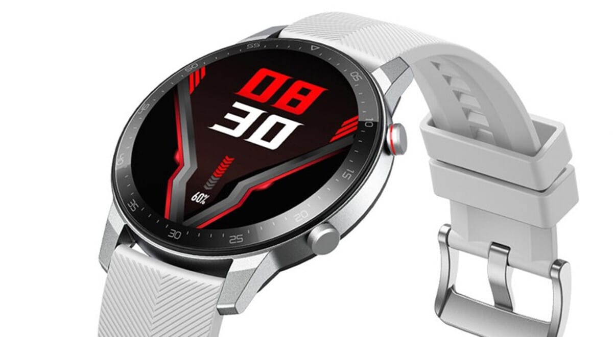 Red Watch Nubia
